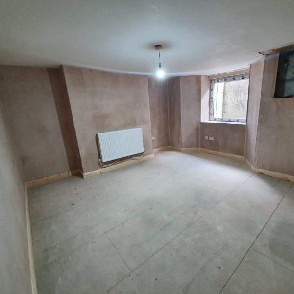 basement after construction Doncaster area
