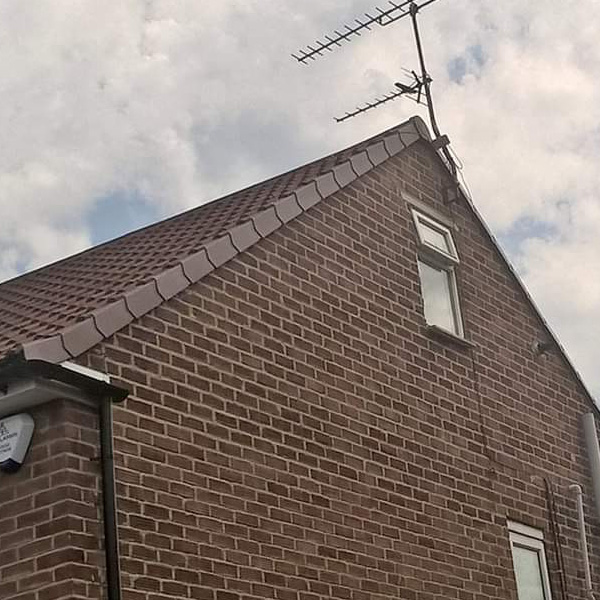 Roofline ridge tiles Doncaster