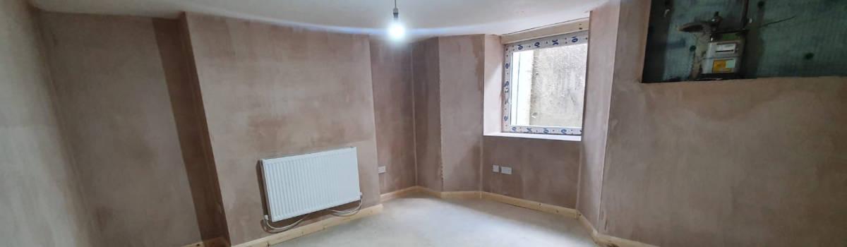 basement conversion process